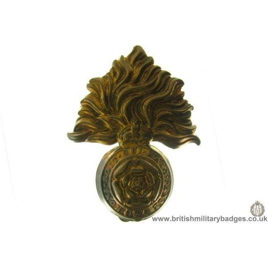 A1A/99 - Royal London Fusiliers Regiment Cap Badge