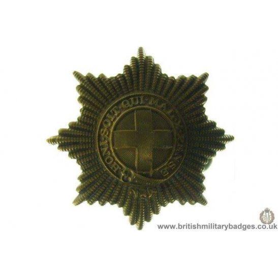A1B/11 - Coldstream Guards Regiment Cap Badge