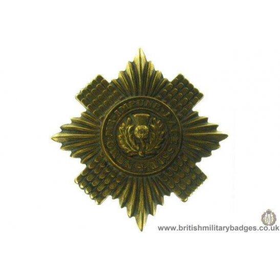 A1B/10 - Scots / Scottish Guards Regiment Cap Badge
