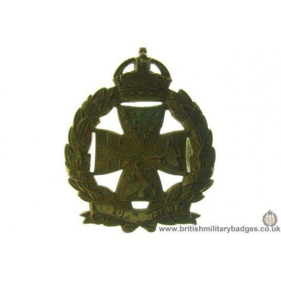 A1B/25 - Inns of Court Regiment Cap Badge
