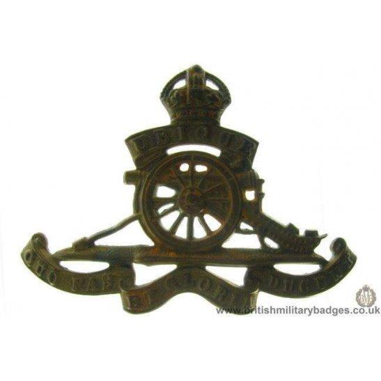 A1B/41 - Royal Artillery Regiment Cap Badge