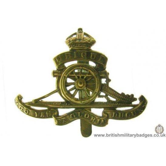 A1C/01 - Royal Artillery Regiment Cap Badge
