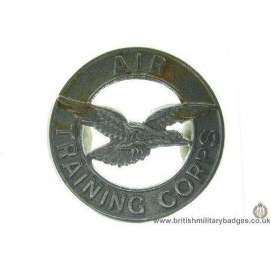 A1C/12 - Air Training Corps ATC Cap Badge