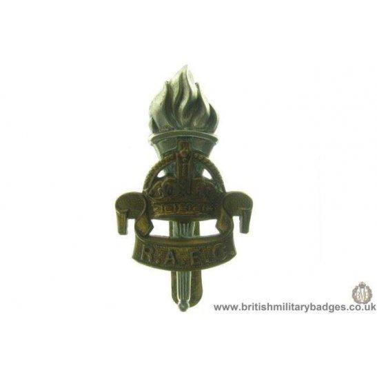A1C/34 - Royal Army Educational Corps RAEC Cap Badge
