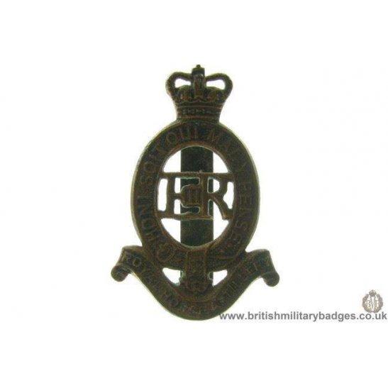 A1C/78 - Royal Horse Artillery Regiment Cap Badge - QC