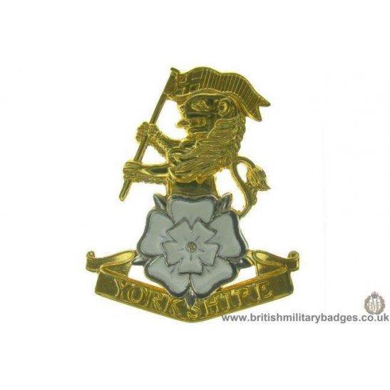 A1C/81 - The Yorkshire Regiment Cap Badge