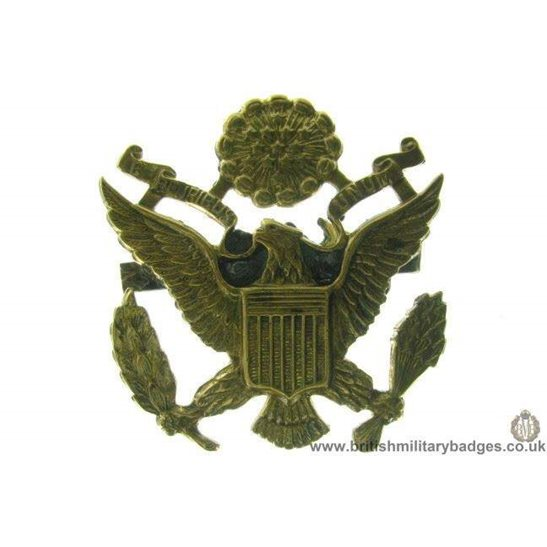 A1D/24 - United States US Army American Infantry Cap Badge