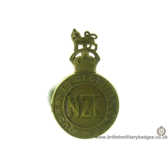 A1D/27 - New Zealand Engineers Corps Cap Badge
