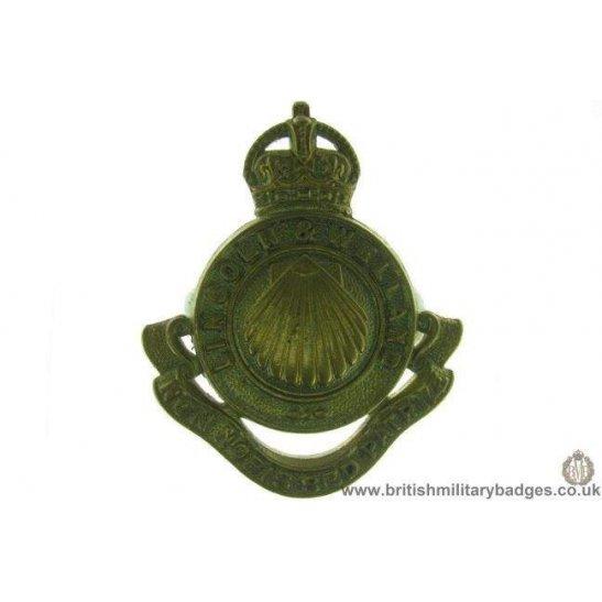 A1D/51 - Lincoln & Welland Regiment Canadian Cap Badge