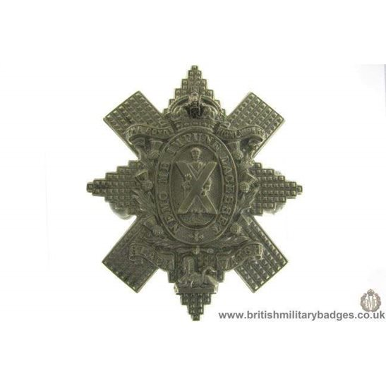 "A1E/01 - Royal Highland ""Black Watch"" Regiment Cap Badge"