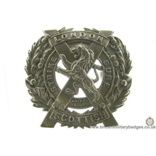 A1E/04 - The London Scottish Regiment Cap Badge
