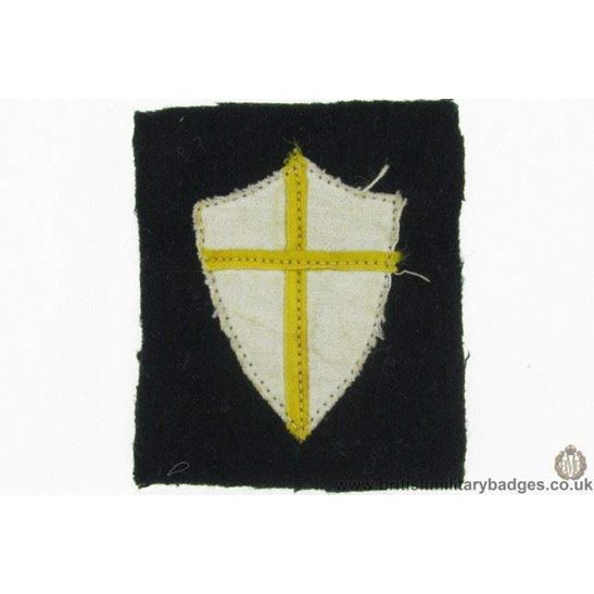 E1A/15 - British Troops in Austria Cloth Formation Patch Badge