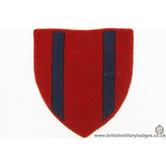 E1A/16 - Royal Engineers Training Brigade Formation Patch Badge