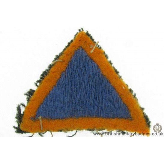 E1A/38 - 39th Independent Infantry Brigade Formation Patch Badge
