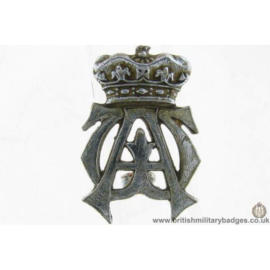 B1C/69 - UNKNOWN AW / WA Regiment Corps Collar Badge
