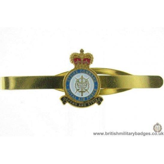 U1A/06 Strike Command Royal Air Force Veterans Tie Clip Slide Bar