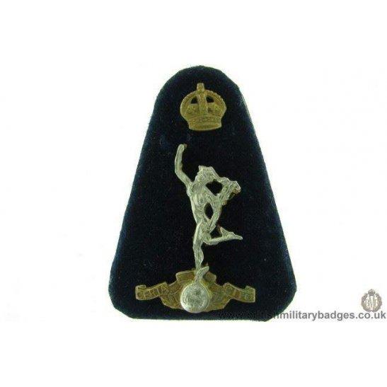 A1E/30 - Royal Corps of Signals RCOS Cap Badge