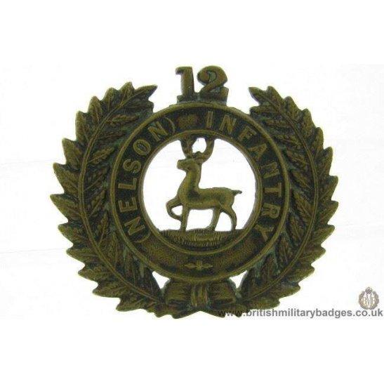 A1E/50 - 12th Nelson New Zealand Infantry Regiment Cap Badge