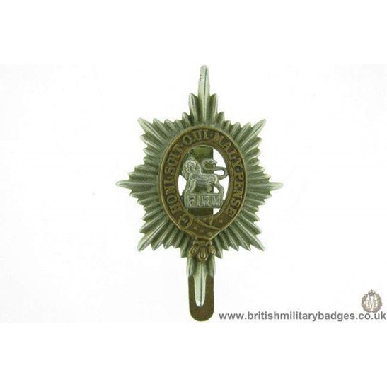 additional image for A1E/50 - 12th Nelson New Zealand Infantry Regiment Cap Badge