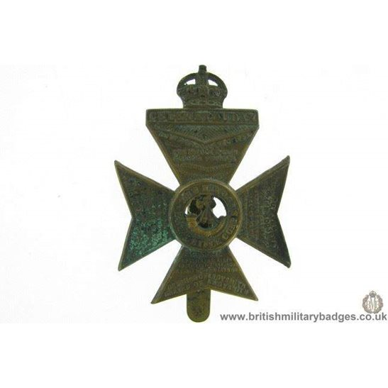 A1E/68 - Kings Royal Rifle Corps KRRC Regiment Cap Badge