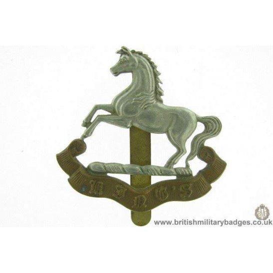 A1E/72 - The King's / Kings Liverpool Regiment Cap Badge