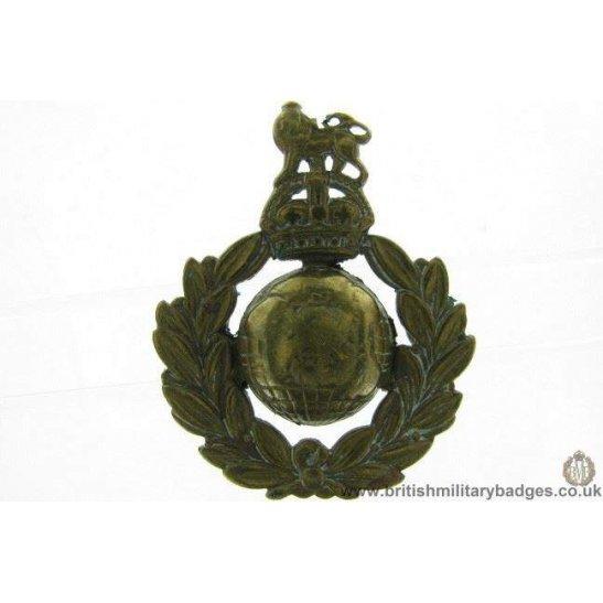 A1F/19 - Royal Marines Corps Regiment Cap Badge