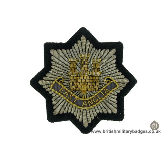 additional image for R1B/15 - Gibraltar Regiment Blazer Badge