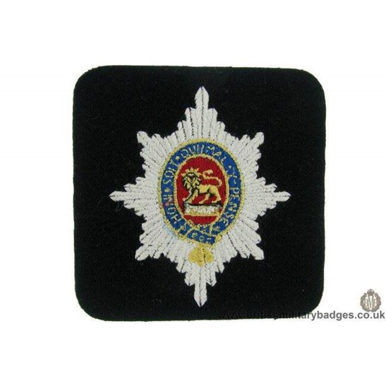 R1B/26 - The Worcestershire Regiment Blazer Badge