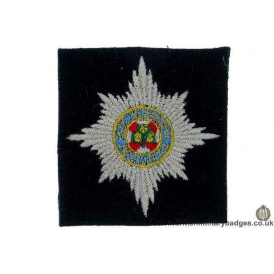 R1B/32 - Irish Guards Regiment Blazer Badge
