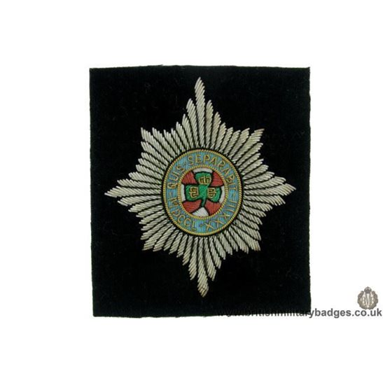 R1B/64 - Irish Guards Regiment Blazer Badge