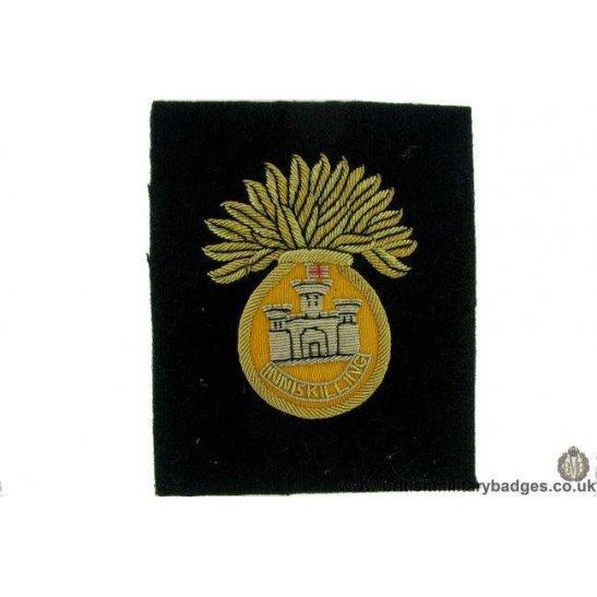 R1B/65 - Inniskilling Fusiliers Regiment Blazer Badge