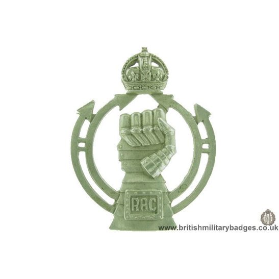 A1F/62 - Royal Armoured Corps RAC Cap Badge