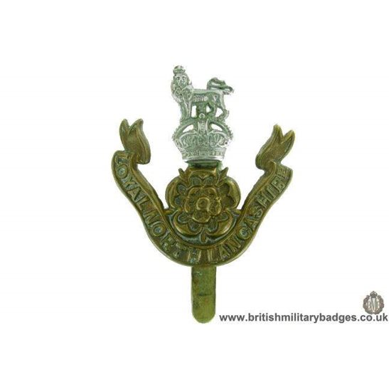 A1F/88 - The Loyal North Lancashire Regiment Cap Badge
