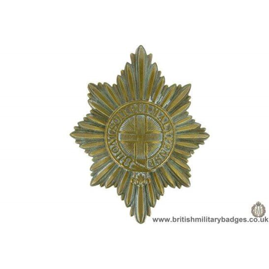 A1F/95 - Coldstream Guards Regiment PAGRI Cap Badge