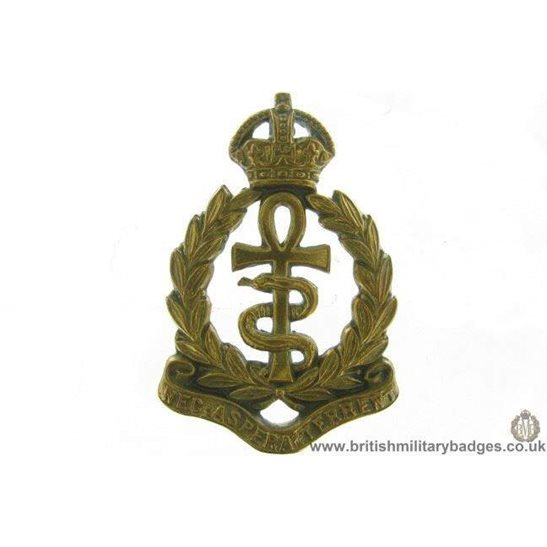 A1G/30 - Royal Air Force Medical Corps RAF Cap Badge