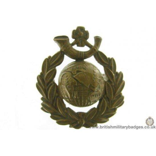 A1G/49 - Royal Marine Light Infantry RMLI Regiment Cap Badge