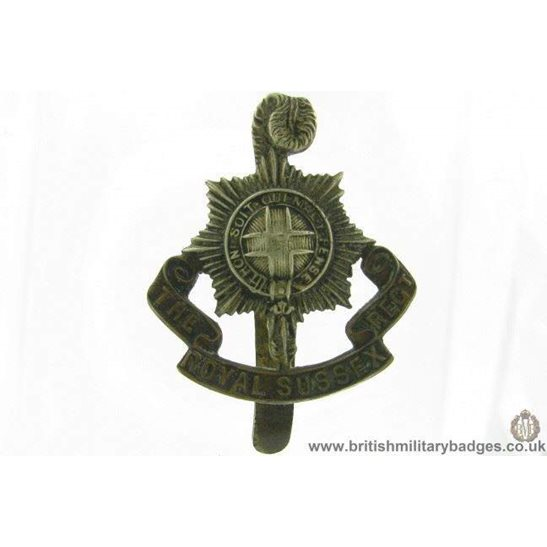 additional image for A1G/67 - Northumberland Fusiliers Regiment Cap Badge