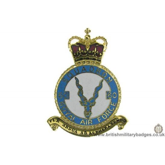 additional image for K1X/03 - 20 Squadron RAF Royal Air Force PLAQUE Badge