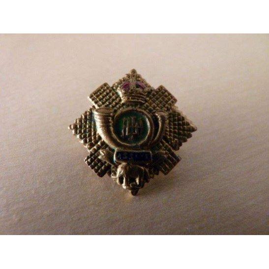 SS09/024 - Highland Light Infantry Regiment Sweetheart Brooch