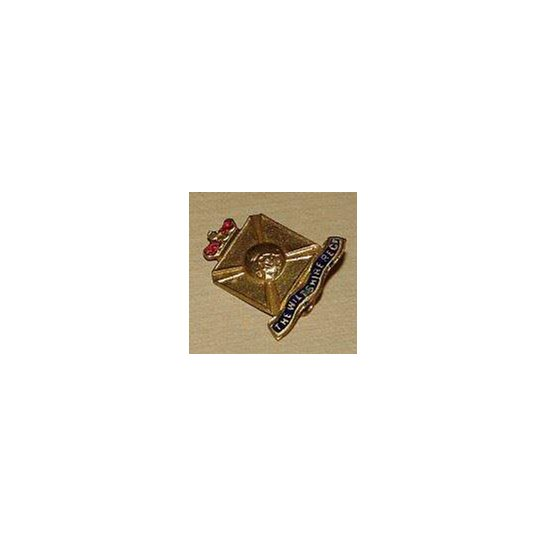 AA09/032 - The Wiltshire Regiment Sweetheart Brooch