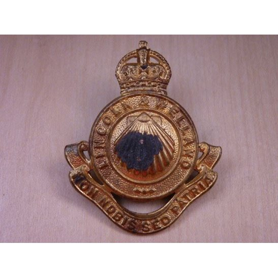 Q55/023 - The Lincoln & Welland Regiment Canadian Cap Badge