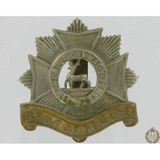 1A/001 - Bedfordshire Regiment Cap Badge