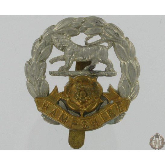 additional image for 1A/007 - The Suffolk Regiment Cap Badge