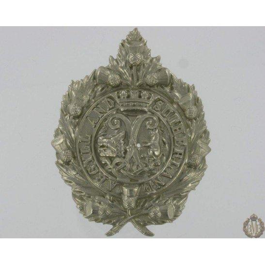additional image for 1A/009 - Royal West Kent Regiment Cap Badge