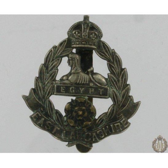 1A/052 - The East Lancashire Regiment Cap Badge