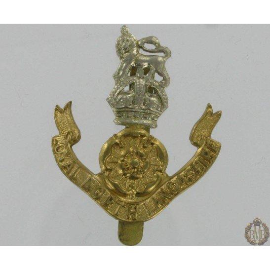 1A/057 - The Loyal North Lancashire Regiment Cap Badge - Loyals