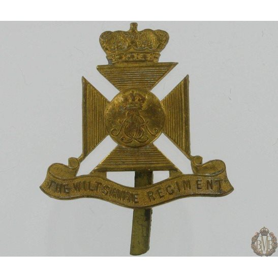 1A/077 - The Wiltshire Regiment Cap Badge