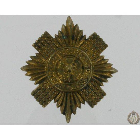 1A/082 - Scots / Scottish Guards Regiment Cap Badge