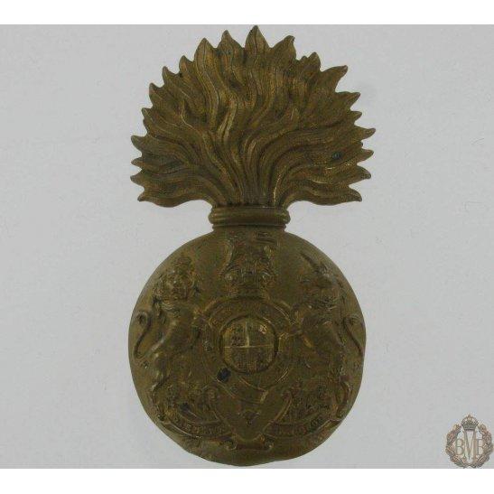 "1A/093 - Scots ""Scottish"" Fusiliers Regiment Cap Badge"