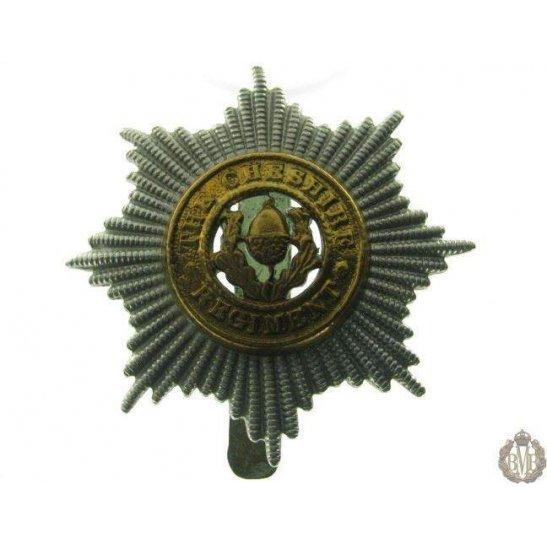 1B/007 - The Cheshire Regiment Cap Badge
